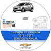 Thumbnail Chevrolet Equinox 2013 2014 2015 2016 2017 Service Manual