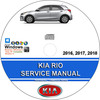Thumbnail KIA RIO 2018 Service Repair Manual