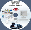 Thumbnail KIA OPTIMA 2001 - 2006 SERVICE REPAIR MANUAL