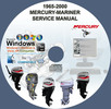 Thumbnail Mercury-Mariner 1965-2000 Outboard Repair Manuals