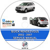 Thumbnail Buick Rendezvous 2002 - 2007 Service Repair Manual , Wiring