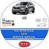 Kia Sportage 2016 Service Repair Manual