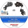 Thumbnail Mercury Mercruiser Sterndrive 1964 - 2006 Service Manual
