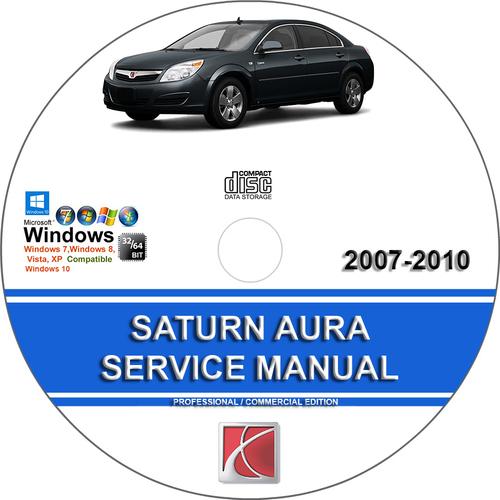 Product picture Saturn Aura 2007 - 2010 Service Repair Manual