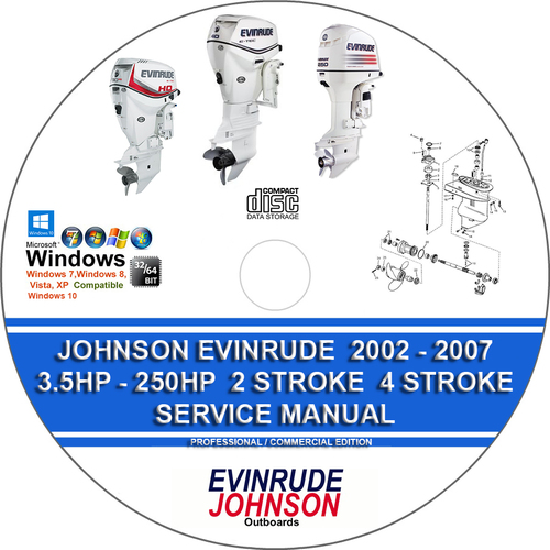 Product picture Johnson Evinrude