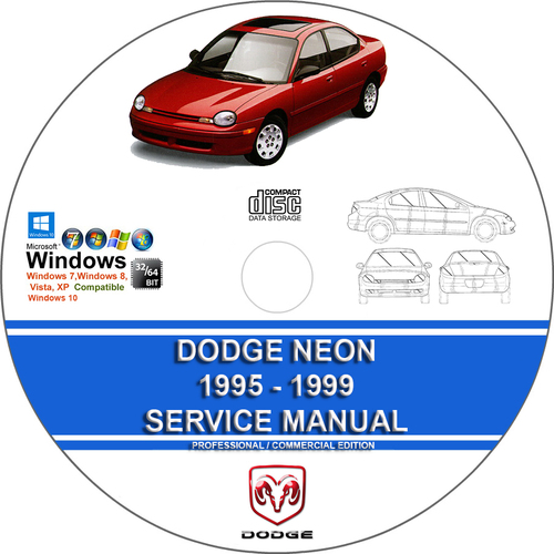 Product picture Dodge Neon 1995 - 1999 Service Repair Manual and Wiring Diag